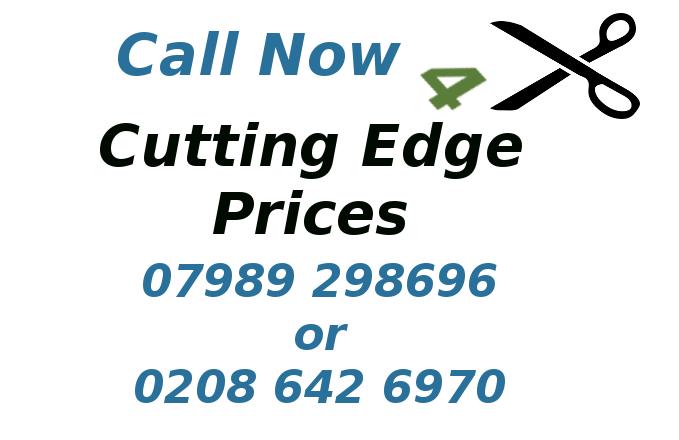 Cutting Edge Prices